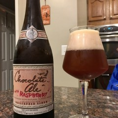 821. Boulevard Brewing – Chocolate Ale with Raspberry