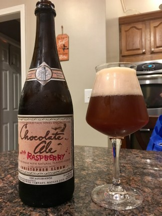 821. Boulevard Brewing - Chocolate Ale with Raspberry
