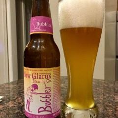 825.  New Glarus Brewing – Bubbler