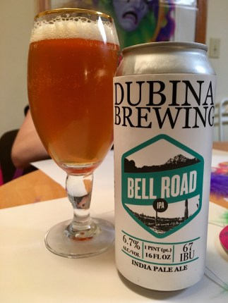 850. Dubina Brewing - Bell Road IPA