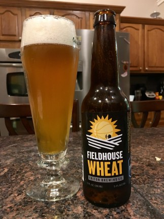 855. Triton Brewing - Fieldhouse Wheat
