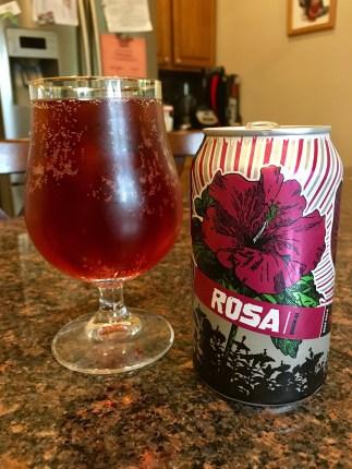 857. Revolution- Rosa Hibiscus Ale