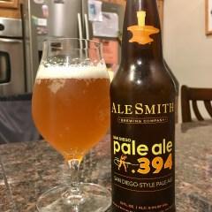 858. AleSmith – San Diego Pale Ale .394