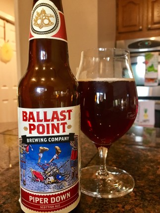 864. Ballast Point - Piper Down Scottish Ale
