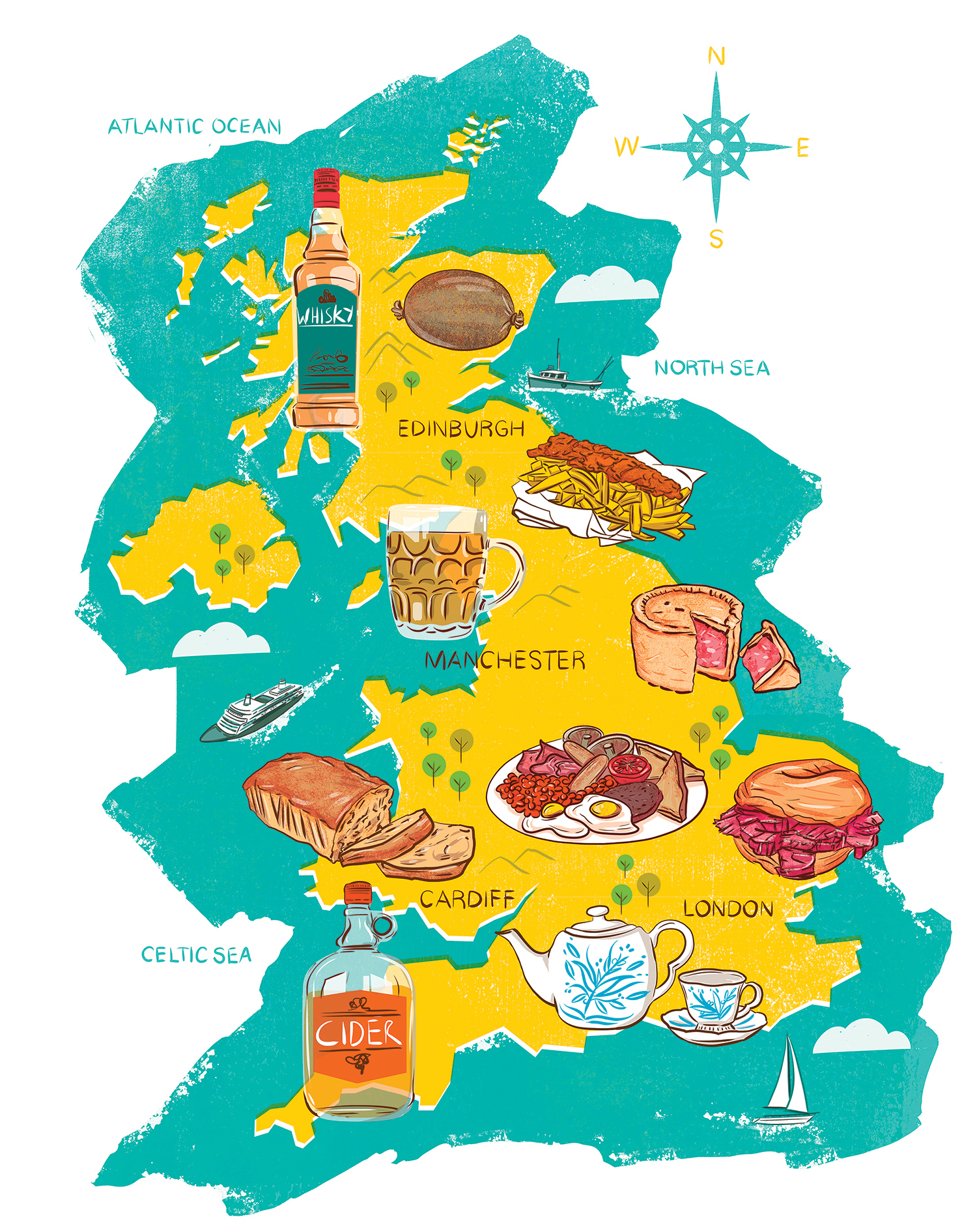 The 10 Uk Foods You Have To Try And Why