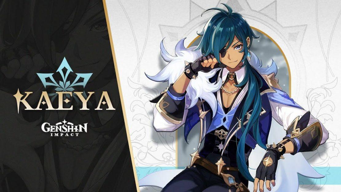 Hướng dẫn cách build Kaeya  trong Genshin Impact