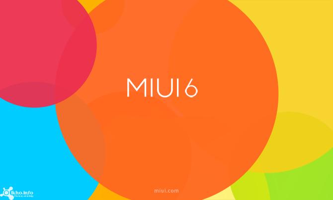 Hướng dẫn cập nhật MIUI 6 cho điện thoại Xiaomi Mi 3 & Mi 4