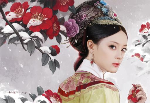 Hậu cung Chân huyện truyện ~ Lưu Liễm Tử