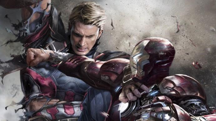 """Bộ ảnh """"Captain America: Civil War"""" theo phong cách nghệ thuật"""