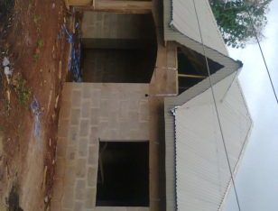 Uncompleted 3 bedroom flat