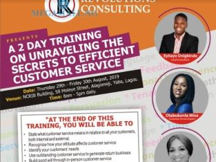 Unraveling secrets to effective customer service