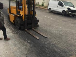 FORKLIFT PRACTICAL TRAINING with CERTIFICATE