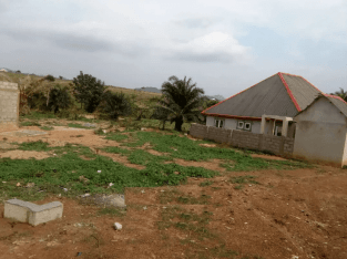 A community plot of land for sale