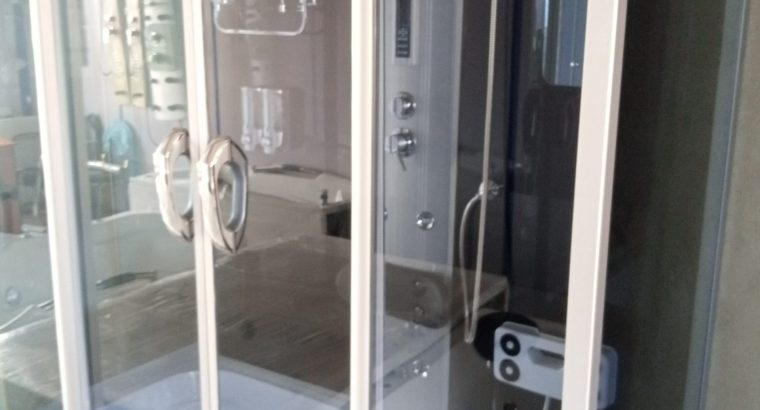Hot steam shower bathubs for sale in lagos