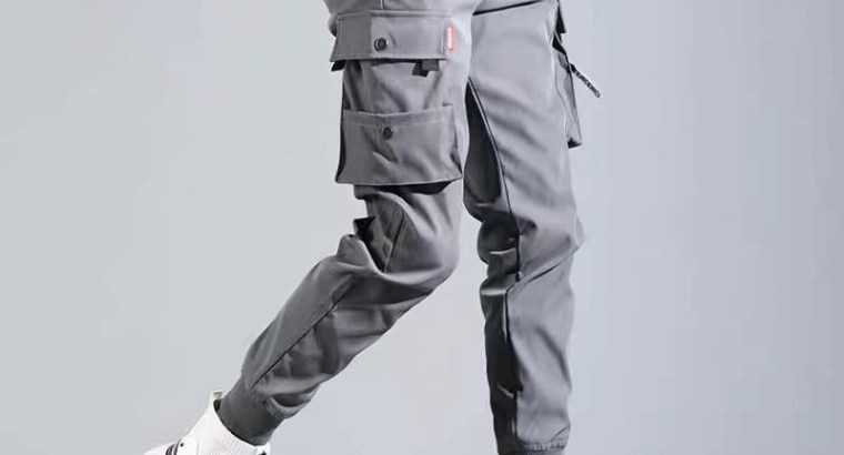 Classic Men Cargo Pant and Joggers