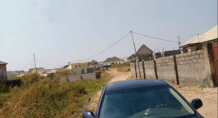 Land for sale | Extension 3B Layout in Kubwa