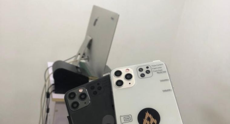 Replica iPhone 11 Pro Max (512GB) (8GB RAM) | note : it's the android version.