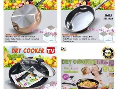Dry Cooker Frypan