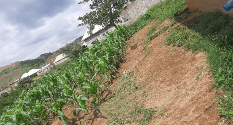 Plots of land for sale in Nigeria | 30 X 25