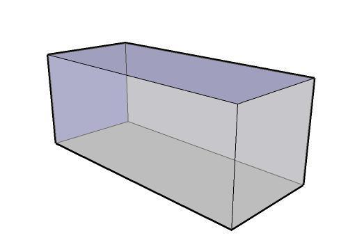 Imagen y escribe el nombre de dos objetos que tengan forma de prisma cuadrangular. Altura Del Prisma Cuadrangular Correcto El Volumen Y La Superficie Del Area Correcta De Cuatro Disparadores