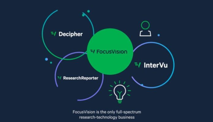 FocusVision Decipher survey platform new product AI updates