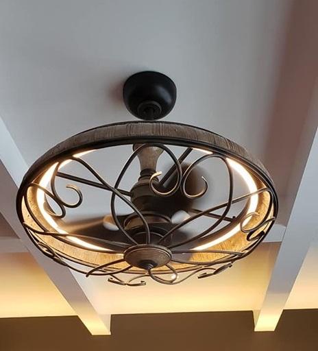 Studio M Tuscany LED Fandelier