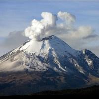 Historia de los volcanes