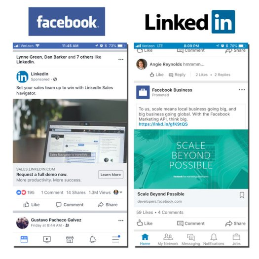 linkedin-facebook-marketing 1marketingidea