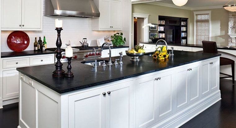 Colorful Facts about Granite Countertops - KNC Granite on Black Granite Countertops  id=50420