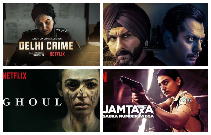 A completely different and atypical Indian Serials on Netflix .. that will not make you break down in tears!