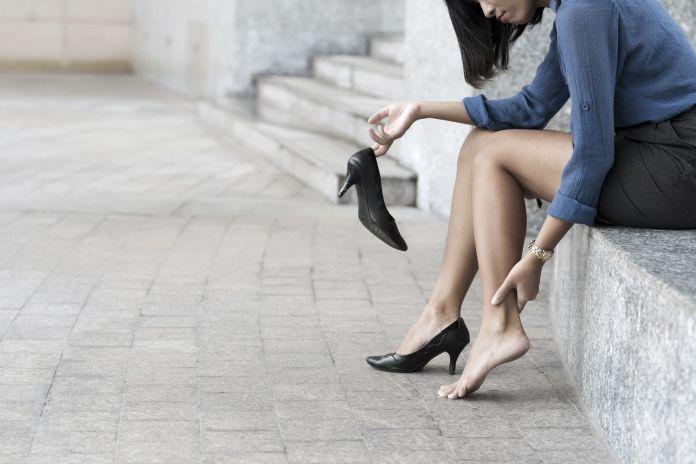 Feet deformities