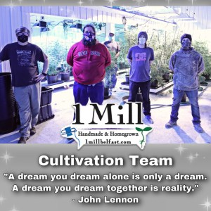 1 Mill Cannabis Teamwork