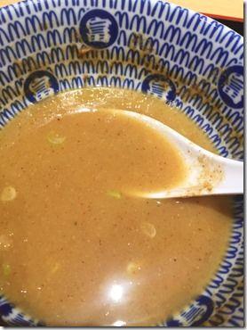 松戸富田麺業の割りスープ