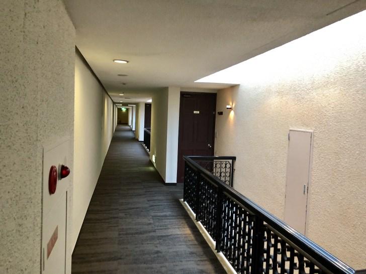 鴨川グランドホテルの洋室棟