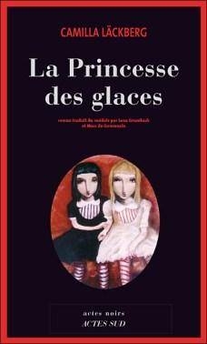 La princesses des glaces - Quels livres pour l'Été 2018 ? Cinq livres pour voyager