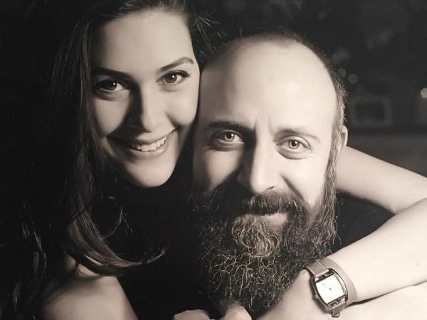 Халит Эргенч вступился за супругу, затравленную ...