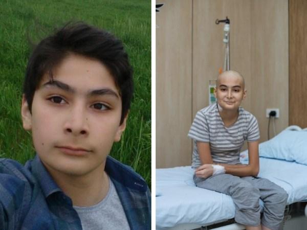 Мама 15-летнего Мурада: «Помогите нам спасти нашего сына ...