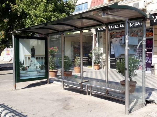В Баку устанавливаются новые автобусные остановки – ФОТО ...