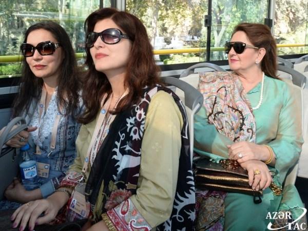 Супруга Президента Пакистана ознакомилась с ...