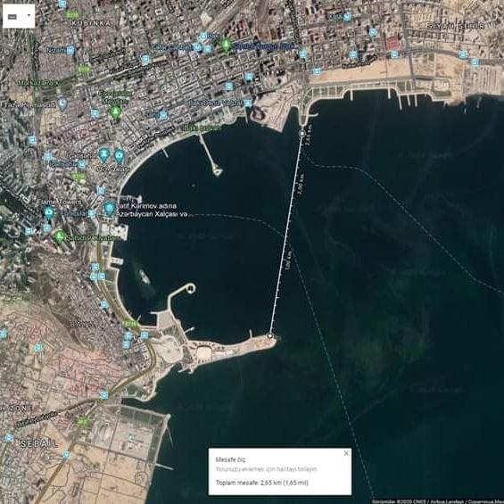 Новый проект моста через Бакинскую бухту: Панацея от ...