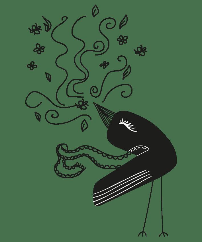N_oiseau-printemps - 1 Noiseau à Paris - Graphiste illustratrice Webdesigner Val de Marne