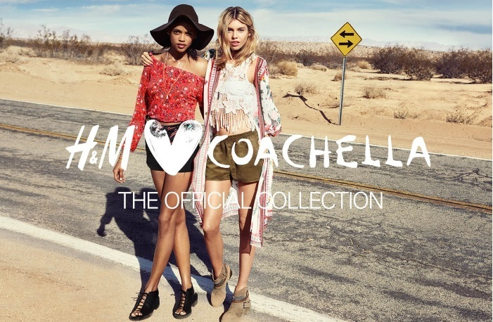 Image result for coachella  fashion h&m
