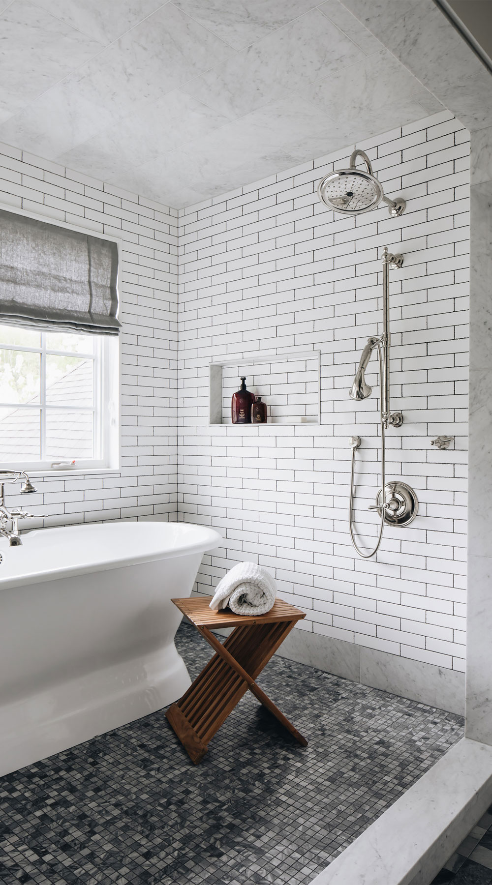 37 gray and white bathroom cool