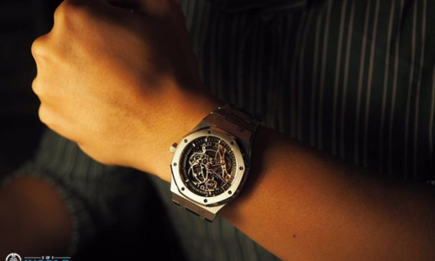 Audemars Piguet Royal Oak Double Balance Wheel Openwork