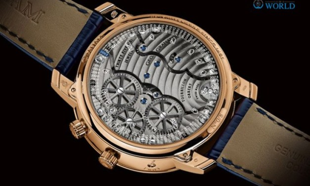 Graham Geo.Graham Orrery Tourbillon Astronomical