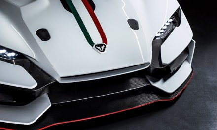 ITALDESIGN AUTOMOBILI SPECIALI ZEROUNO