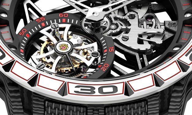 Italdesign team up with Roger Dubuis