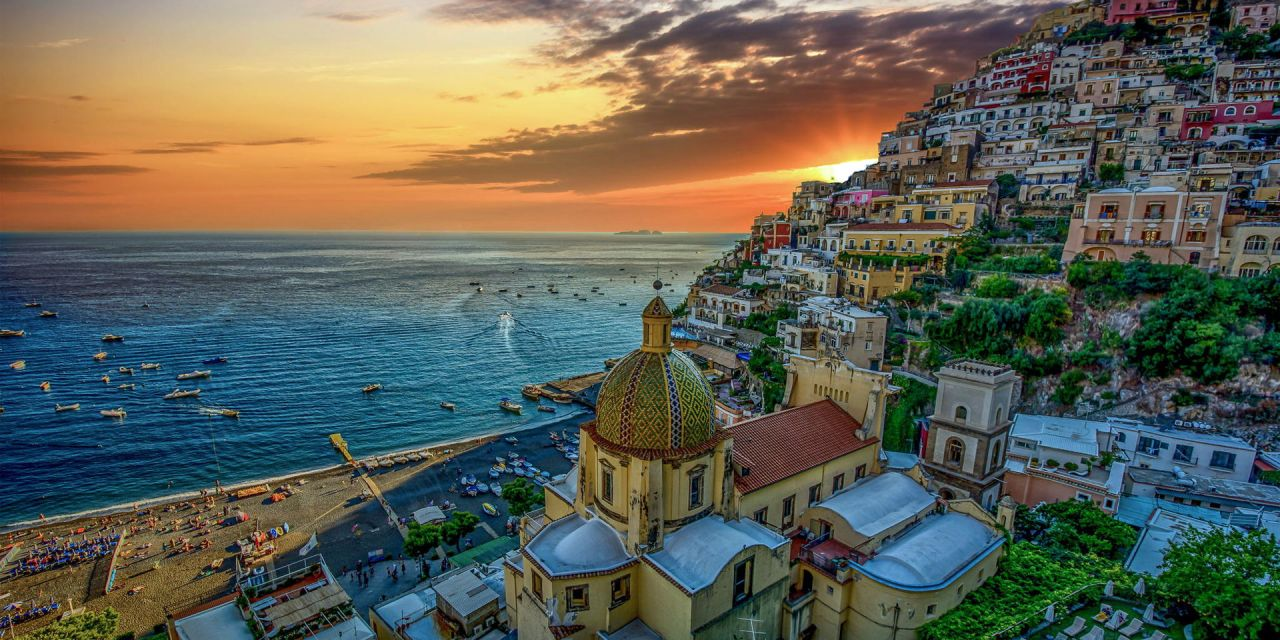 """<font color=""""red"""">Don't Go There:</font> Amalfi Coast"""