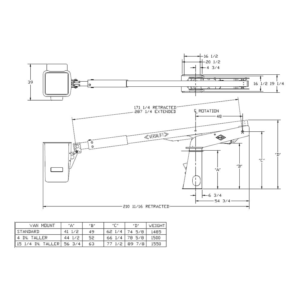 Versalift Wiring Diagrams Schwing Diagram Altec Hyster Schematics Boom Truck Liry On