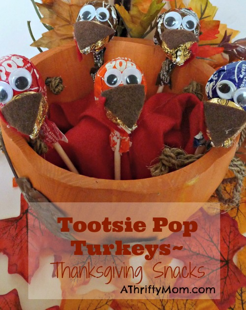 tootsie pop turkey, easy thanksgiving snacks, #thanksgiving, #easy, #snacks, #turkey, #tootsiepop, #tootsiepopturkey